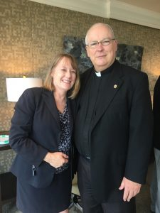Nancy Coveny Monsignor Daniel Stack St. Thomas Aquinas Catholic Church