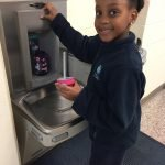 St. Peter Claver Water Filling Stations